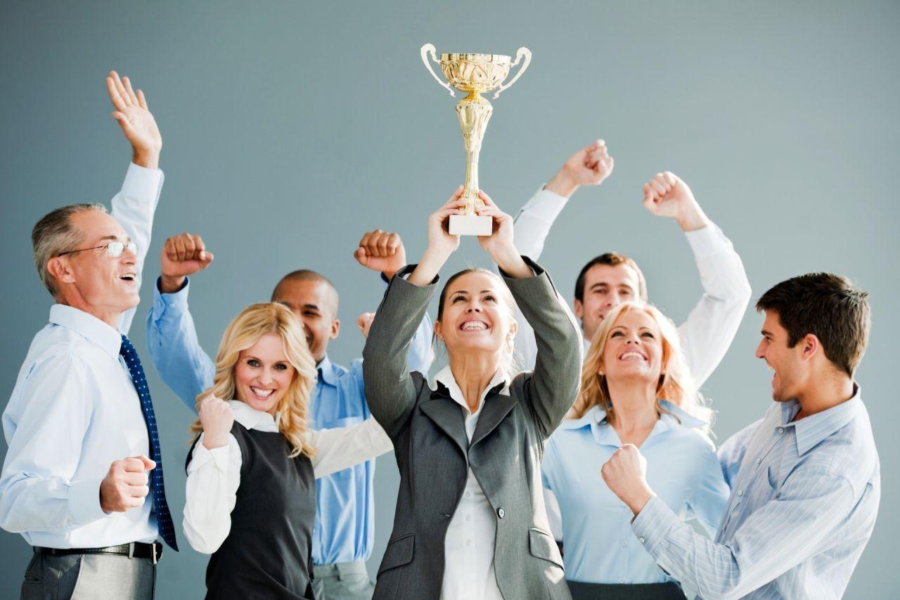 Личность в бизнесе: тренинг уверенности в себе