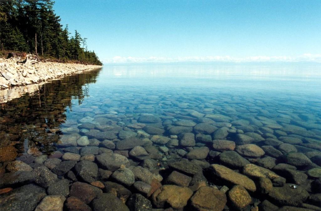 БАЙКАЛ - это озеро, из которого можно пить