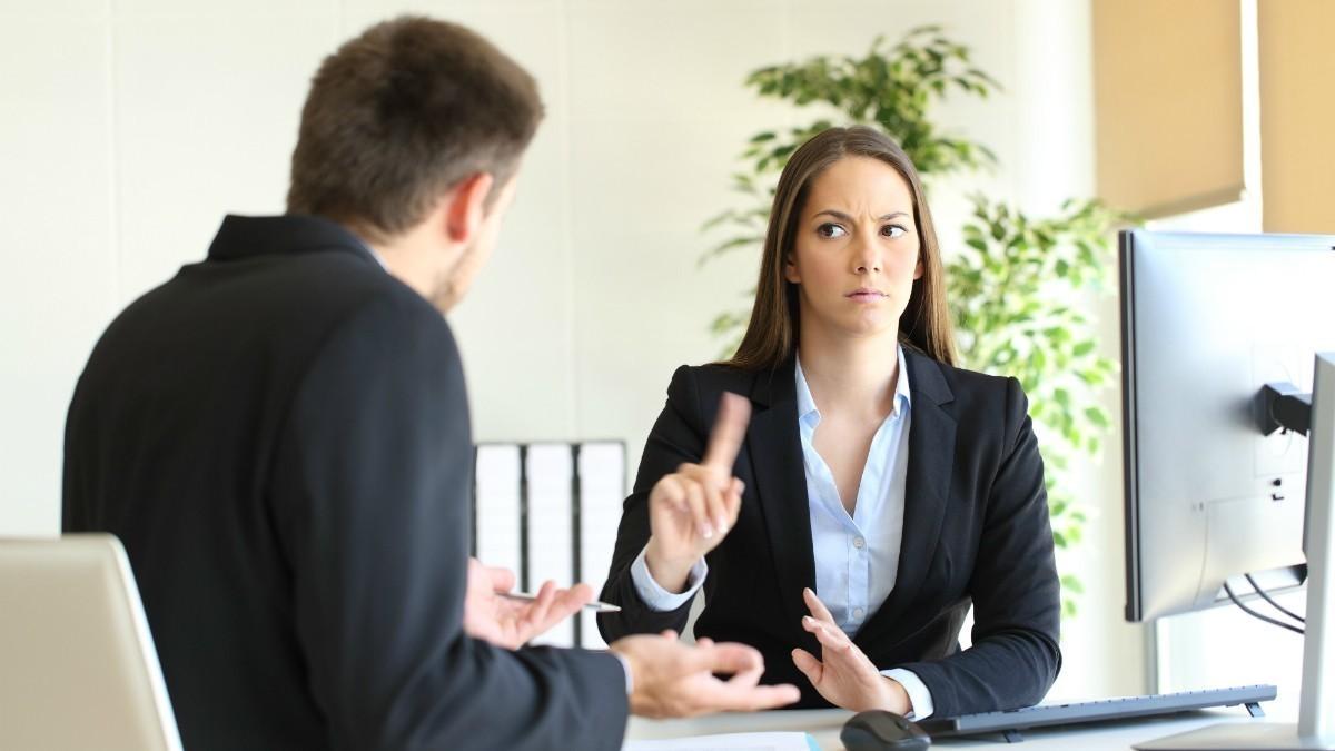 Обсуждение зарплаты с работодателем. Ошибки женской тактики.