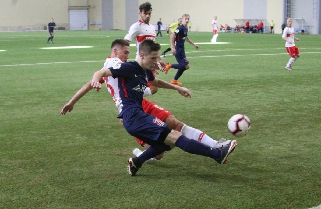 Спартак выиграл у «Енисея» в Красноярске