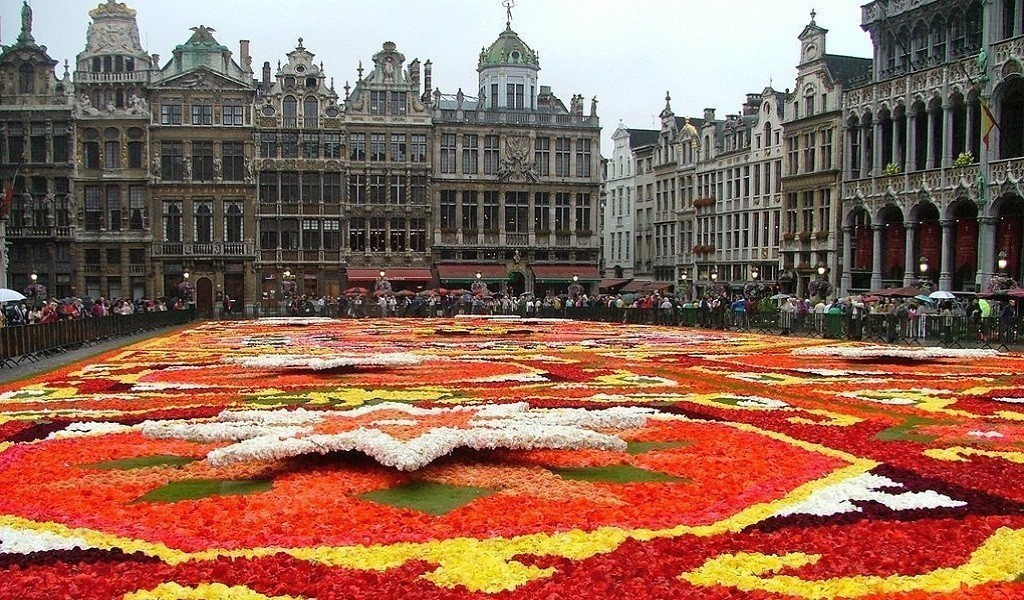 10 вещей, которые надо сделать в Брюсселе