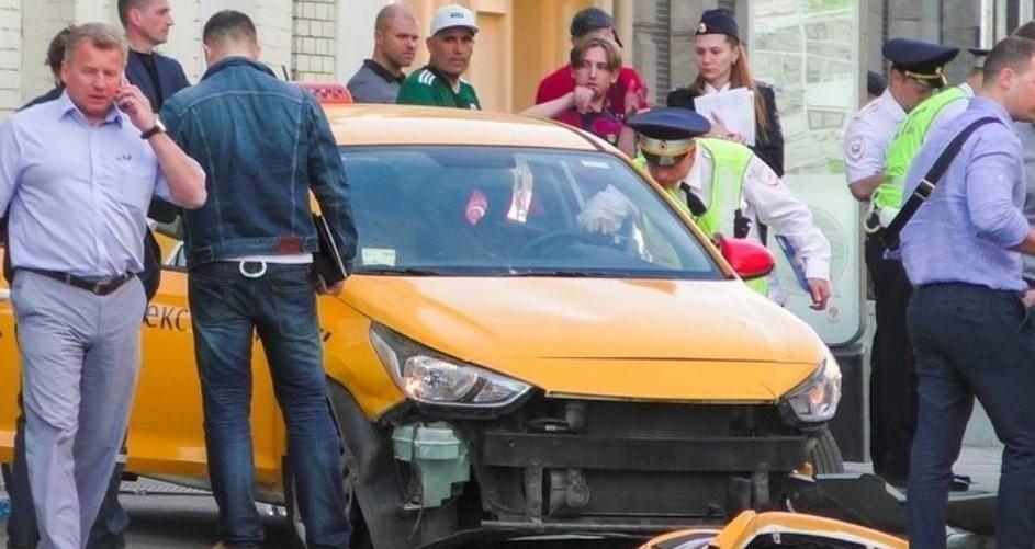 Водителя такси из Кыргызстана, суд признал виновным и вынес наказание