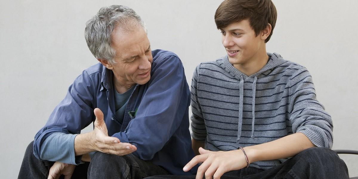 Как начать разговор с сыном об онанизме?