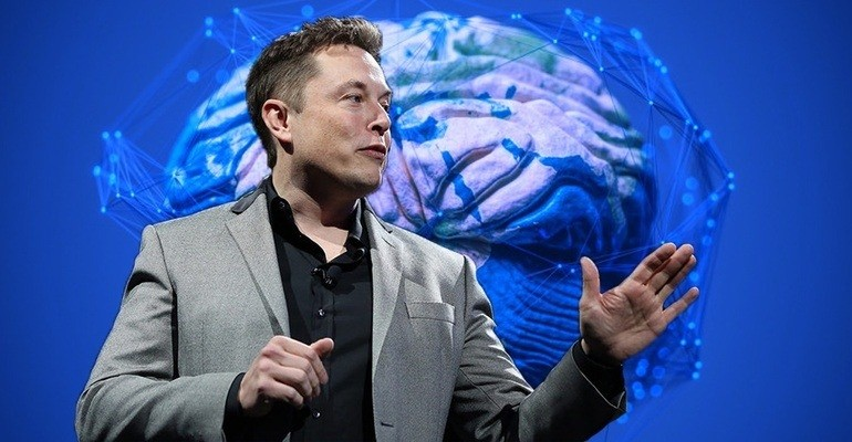Илон Маск показал, как можно объединить мозг человека и компьютер