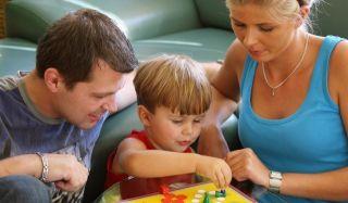 Игры для детей и их родителей