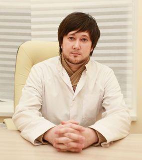 Сабиров Ильнур Самигуллович