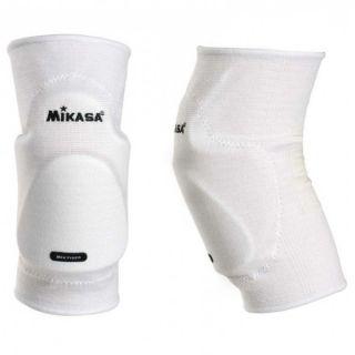 Волейбольные наколенники MIKASA, белые