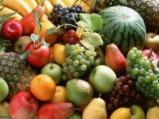 Польза фруктов для здоровья
