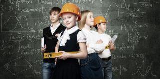 «Мир профессий и Я»: система выбора профессии детей.