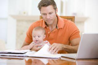 Тренинг «папа вам — не мама, или видимая и невидимая роль отца»