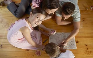 Тренинг для родителей «Осторожно — дети»