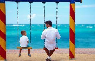 Отцы и дети: фотогалерея про настоящих пап