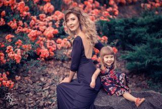 Дочки и матери. Самые умилительные фото женщин с дочками