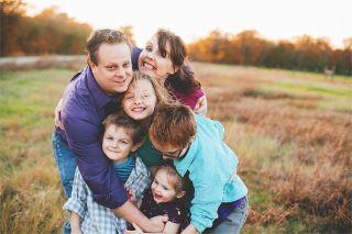 Фото - Многодетная семья!