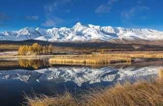 Осенний Алтай с Марком Подрабинеком
