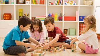 Тренинг в США «Интеллектуальное развитие для самых маленьких (5-7 лет)»