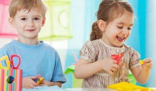 Детские игры для развития моторных навыков