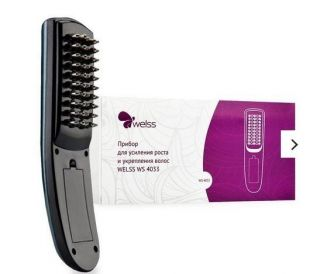 Welss WS 4033 прибор для усиления роста и укрепления волос