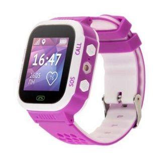 Детские умные часы Кнопка жизни Aimoto Start, Pink