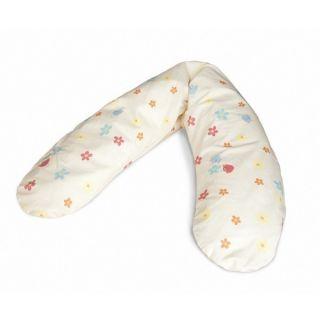 Подушка для кормления Dodo 170 кремовая с рисунком