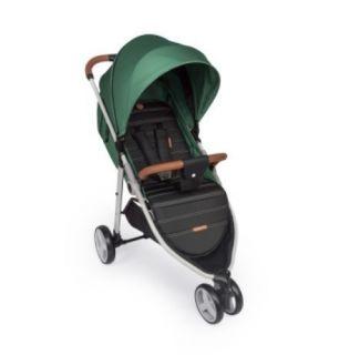 Коляска прогулочная Happy Baby «Ultima V2» зеленая