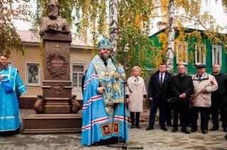Открытие музея святителя Луки в Тамбове