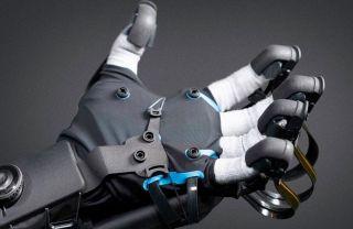 Создана первая перчатка для виртуальной реальности