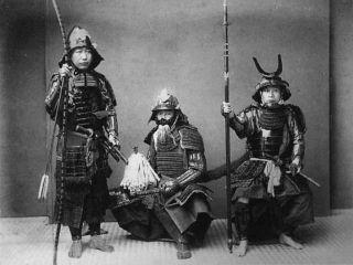 Позор в средневековой Японии
