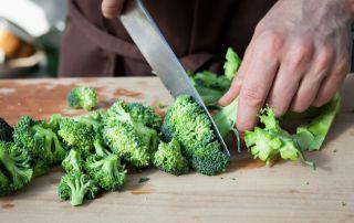 Как приготовить брокколи, что бы сохранить ее полезные свойства?