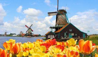 Амстердам - столица свободы и порока