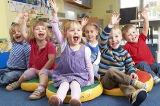 Детский сад и какую роль он играет в воспитании детей?