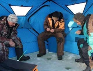 Эффективная ловля на блесну зимой. Хобби и увлечения рыбалкой зимой