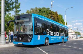 Дептранс Москвы признал неэффективность электробусов
