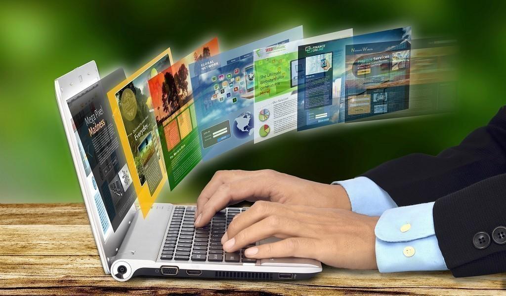 Размещайте статьи и публикуйте фотографии на сайте и в интернете