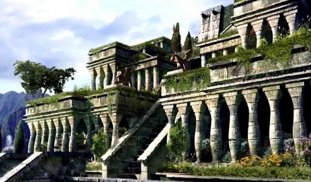 Семь Чудес Света: Висячие сады Семирамиды