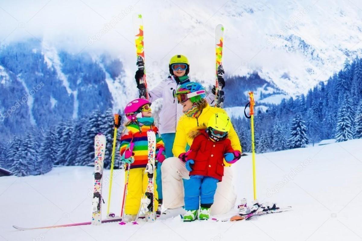 Как не надо вести себя на горнолыжном курорте