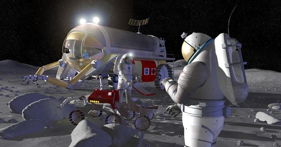 Роскосмос планирует возобновить программу исследования Луны. Главные цели Роскосмоса